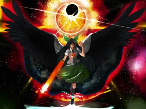 SA Stage 6 Boss - Utsuho Reiuji's Theme - Solar Sect of Mystic Wisdom ~ Nuclear Fusion
