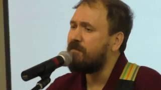 Андрей Буянов на вечере памяти Игоря ТАЛЬКОВА 06.11.2016