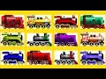 Поезд все серии подряд 25 мин Мультик про поезд все серии без остановки Гонки на поездах мультик mp3