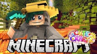 THAT FARMING LIFE! - Cutecraft Minecraft SMP Season 2 - Ep.3