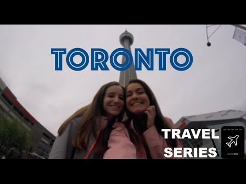 OUR FIRST VACATION - PART 1 // TORONTO, ON