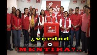 Cúpula del FMLN deja el poder del partido