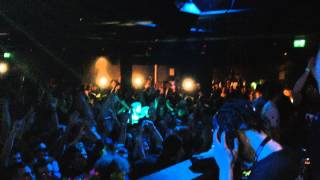 Cyberpunkers - Whatta Mask live at Delirium Party 31.01.15