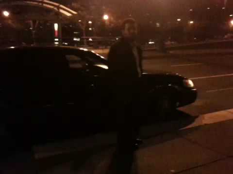 Limo driver pier 7