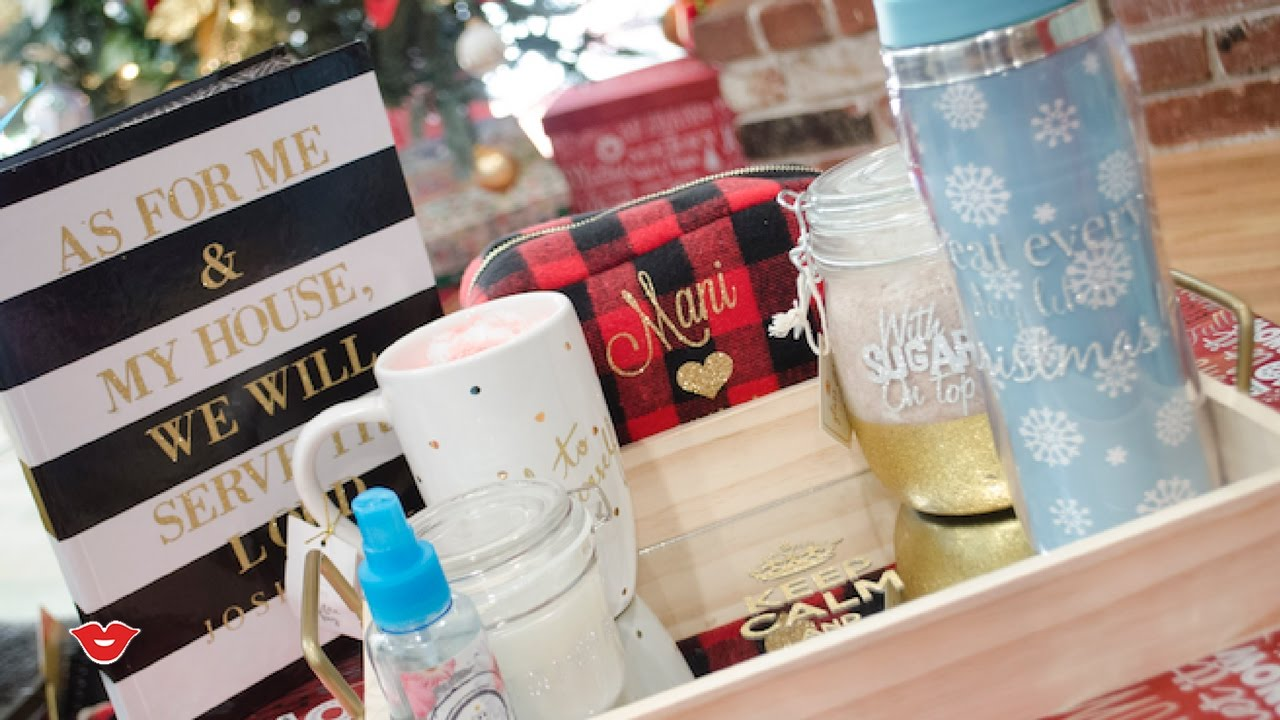 10 Diy Holiday Gifts For Mom Tay From Millennial Moms Youtube