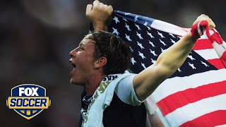 What's it like to be Abby Wambach's teammate?