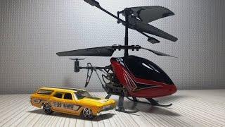 Вертолет на пульте управления Sky Dragon(, 2015-10-03T15:09:26.000Z)