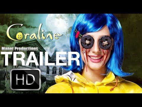 Coraline Teaser Trailer Hd 2020 Youtube