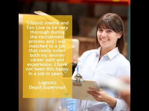 #TestimonialTuesday from a Logistics Depot Supervisor!