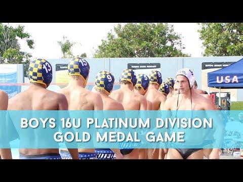 2019 Junior Olympics 16u Boys Platinum Division Gold Highlights