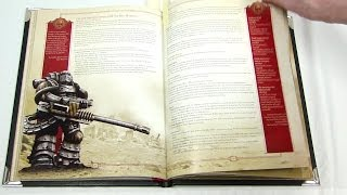 40k Review Horus Heresy Book 3 Extermination III