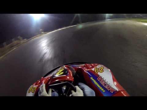 Karting con los Amigos en Asuncion