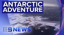 AirBnB offering free trip to unlikely holiday destination of Antarctica | Nine News Australia