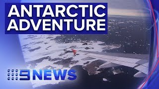 Gambar cover AirBnB offering free trip to unlikely holiday destination of Antarctica   Nine News Australia