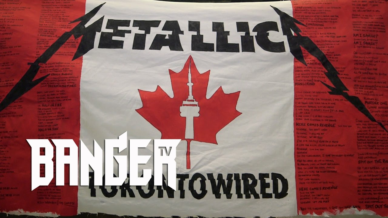 METALLICA plays club show at the Opera House in Toronto episode thumbnail