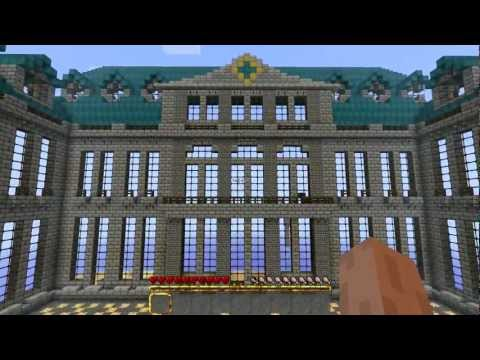 Minecraft - Chateau de Versailles (work in progress)
