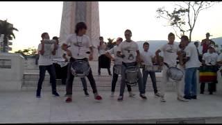 Participación de la Batucada Samba Festa  en el Samba Reggea Fest 2012