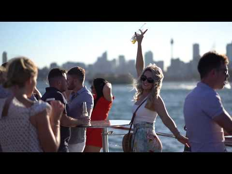 Now THIS Is A Boat Party! Cruising Sydney Harbour With Boata.com.au