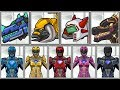 Power Ranger - Dino Robot Corps - Full Game Play 1080 HD