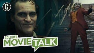 First Joker Footage Teases an Unprecedented Comic Book Movie - Movie Talk