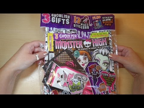Review Of Ghoulish Monster High Magazine Issue 20 in English