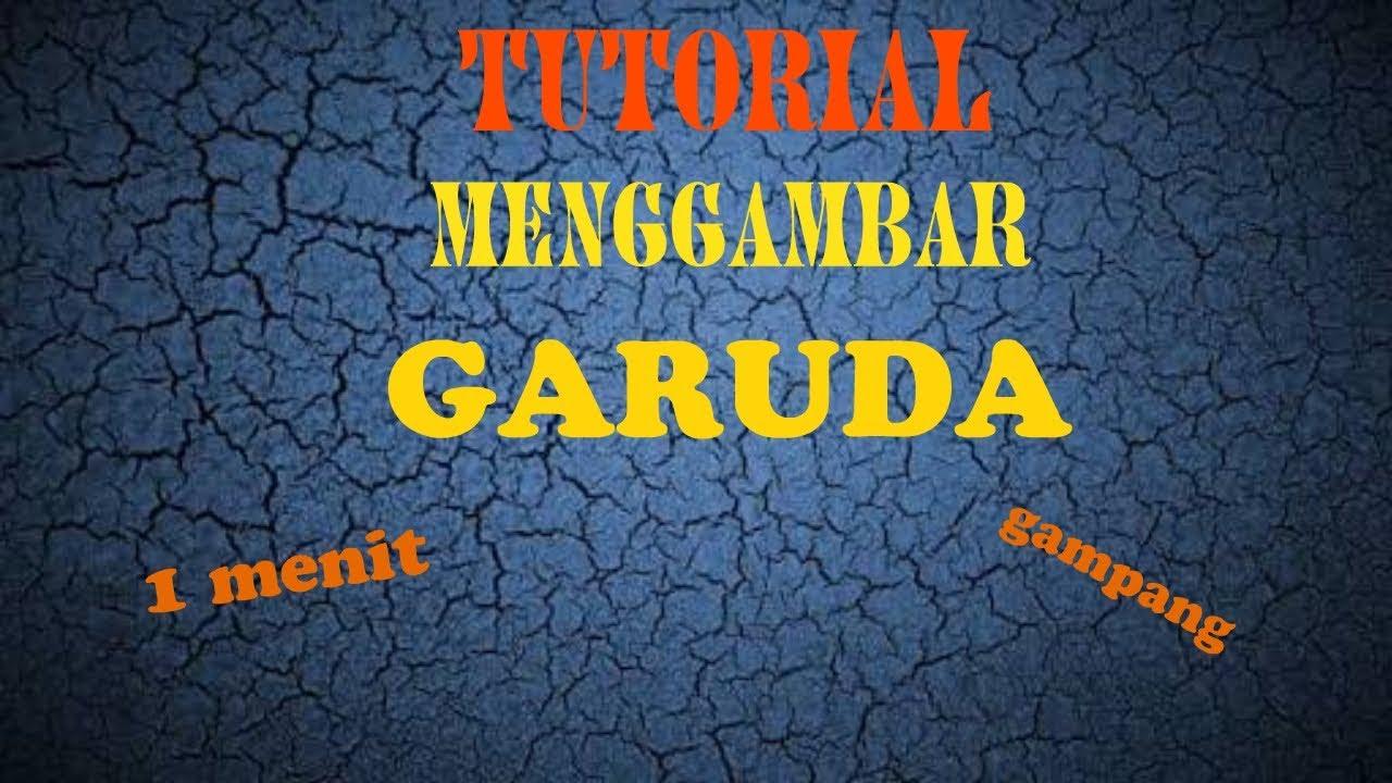 Download 9300 Koleksi Gambar Garuda Gampang Terbaru HD
