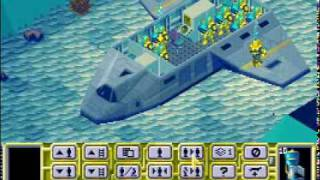 X-COM Terror Of The Deep Artifact site Gameplay part 1