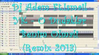 dj adem ft ismail yk o dudaklar benim olmali remix 2013