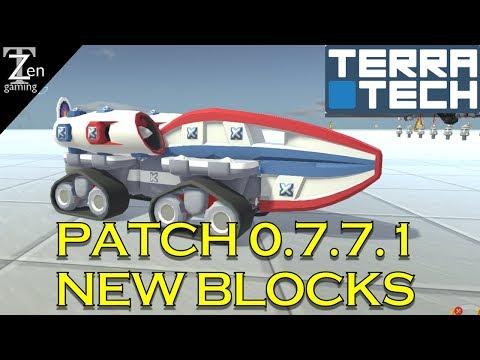 TERRATECH NEW BLOCKS | PATCH 0.7.7.1 EP40 (Season 4)
