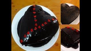 Kek Coklat Kukus Tanpa Telur  - Moist Choc Cake | Dari Dapur