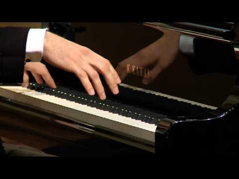 Paul Ben Haim - Five Pieces for Piano, op. 34 - Marouan Benabdallah