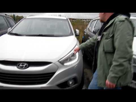 Новый Hyundai IX35 2014 м.д. фэйслифт