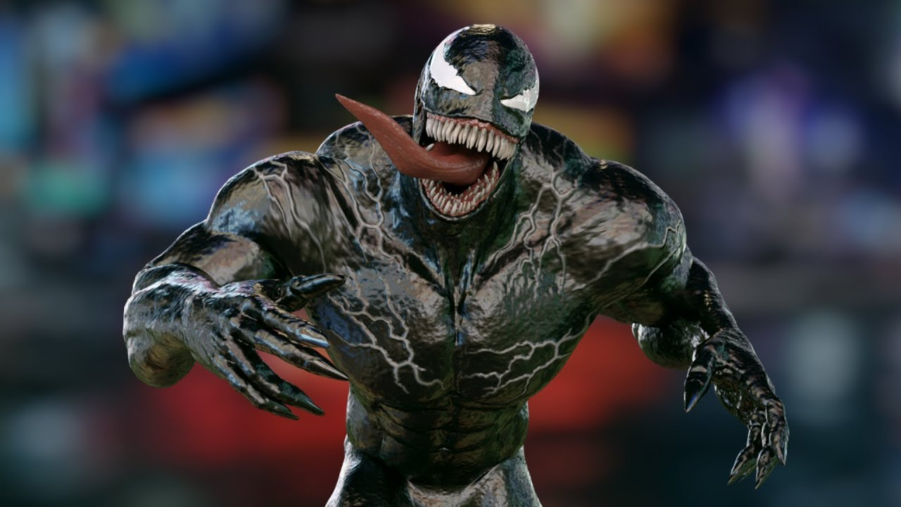 3d Model By Pubgshowcase: VENOM (2018) 3d Model