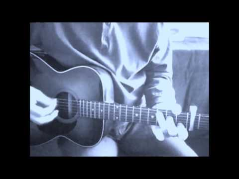 Blue Moon of Kentucky – solo acoustic guitar