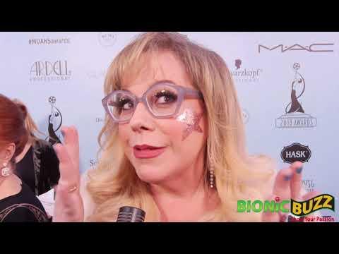 Kirsten Vangsness  at MakeUp Artists & Hair Stylists Guild Awards