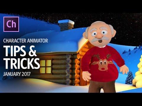 Character Animator Tips & Tricks (January 2017)