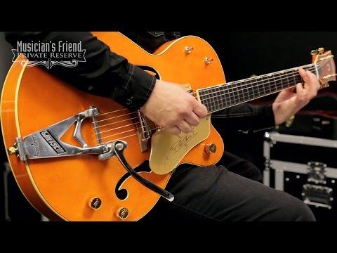 Gretsch Guitars G6120-1959LTV Chet Atkins Hollowbody Electric Guitar