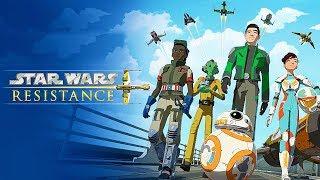 Star Wars Resistance Staffel 2 Vorstellung - Star Wars Celebration deutsch