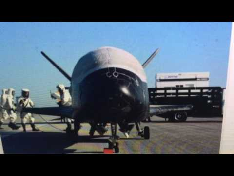 "Breaking ""Classified Secret USA Air Force Space Plane Lands In Florida"""