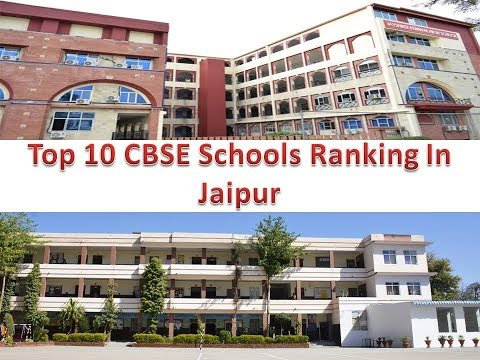 Top 10 CBSE Schools Ranking In Jaipur