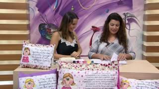 Pintura country em tecido – Silvia Camilote PT1