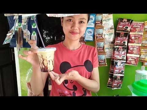 CANTIK BANGET, Penjual POP ICE di BSD CITY TANGERANG
