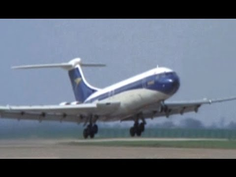 LHR - London Heathrow International Airport - 1966 & 1972