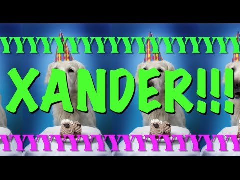 happy-birthday-xander!---epic-happy-birthday-song