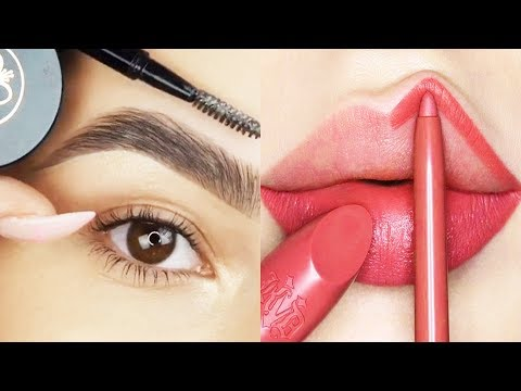 Makeup Hacks Compilation Beauty Tips For Every Girl 80