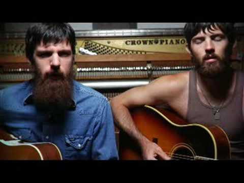 The Avett Brothers sing
