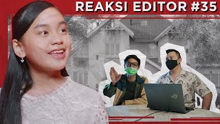 PART 1 - Reaksi Editor Indonesia 35 : REWIND INDONESIA 2020 | DIRECTORS ft. Aulion