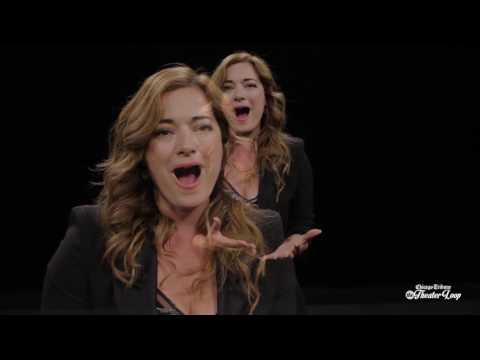 Laura Michelle Kelly sings 'Hello, Young Lovers' from 'The King and I'