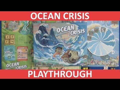 Ocean Crisis - Playthrough - slickerdrips