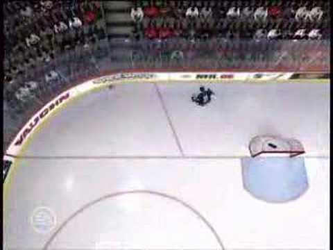 Nhl 2005 2006 New Rules Goalie Restrictions Youtube